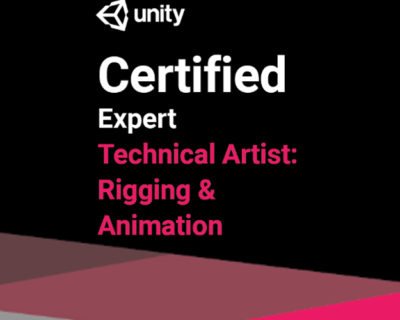 Unity Certified Expert Technical Artist: Rigging & Animation